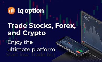 IQ Option - Start Trading Now!