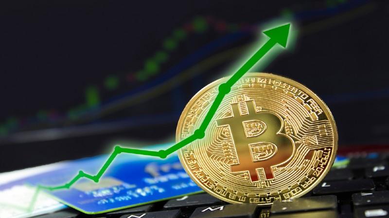 Bitcoin news price rise